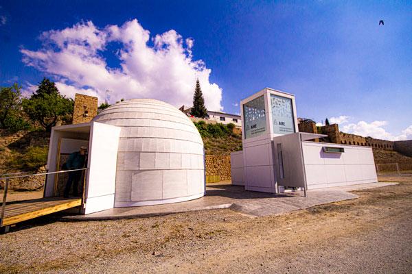 Planetario de Serón