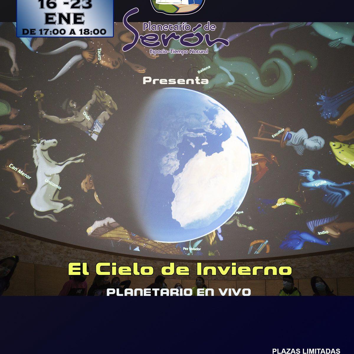 El Cielo de Invierno: Planetario