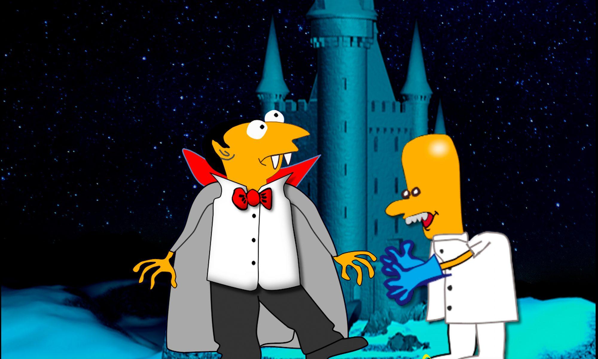 La noche del Vampiro, Planetario de Serón