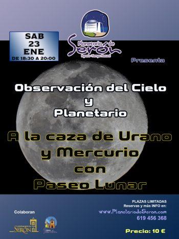 Observación del Cielo, Observatorio de Serón