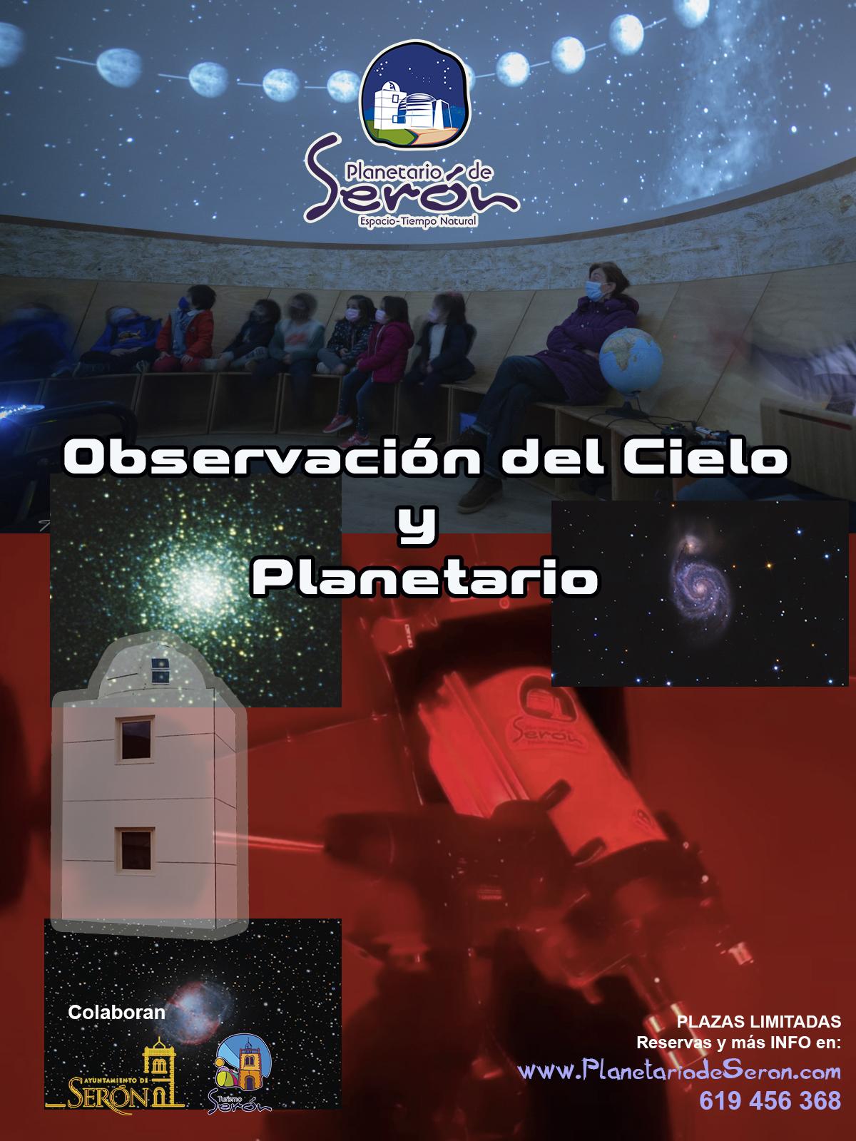 Planetario Y Observatorio de Seron